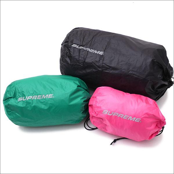 【合計15,000円(税抜)以上のお買い上げでステッカープレゼント!】 SUPREME(シュプリーム) Nylon Ditty Bags(Set of 3) (バッグ3個セット) MULTI 277-002469-019+【新品】