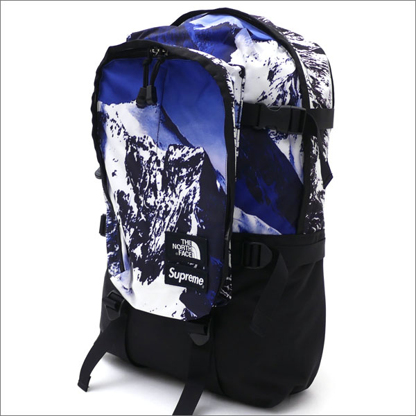 【合計15,000円(税抜)以上のお買い上げでステッカープレゼント!】 SUPREME(シュプリーム) x THE NORTH FACE(ザ・ノースフェイス) Mountain Expedition Backpack (バックパック) MOUNTAIN 276-000278-119+【新品】