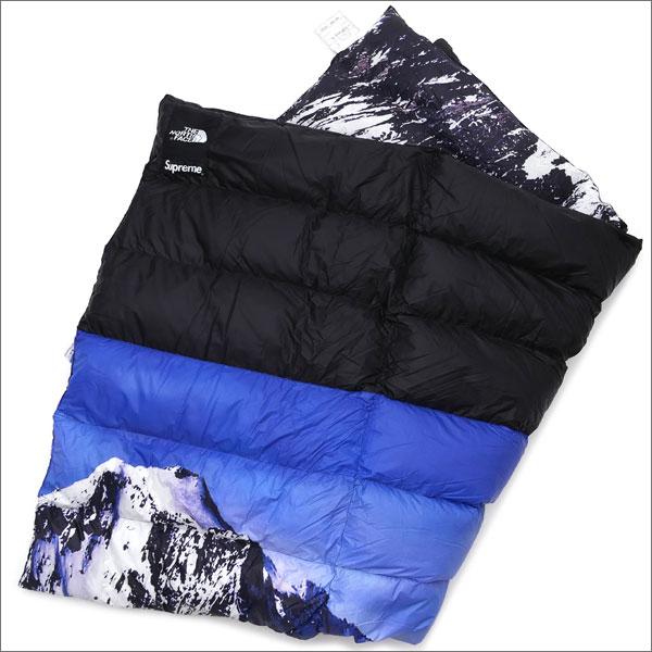 【合計15,000円(税抜)以上のお買い上げでステッカープレゼント!】 SUPREME(シュプリーム) x THE NORTH FACE(ザ・ノースフェイス) Mountain Nupste Blanket (ブランケット) MOUNTAIN 290-004562-119+【新品】