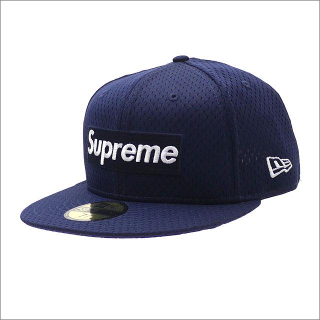 シュプリーム SUPREME Mesh Box Logo New Era ニューエラ ボックスロゴ キャップ NAVY 250000436047 【新品】