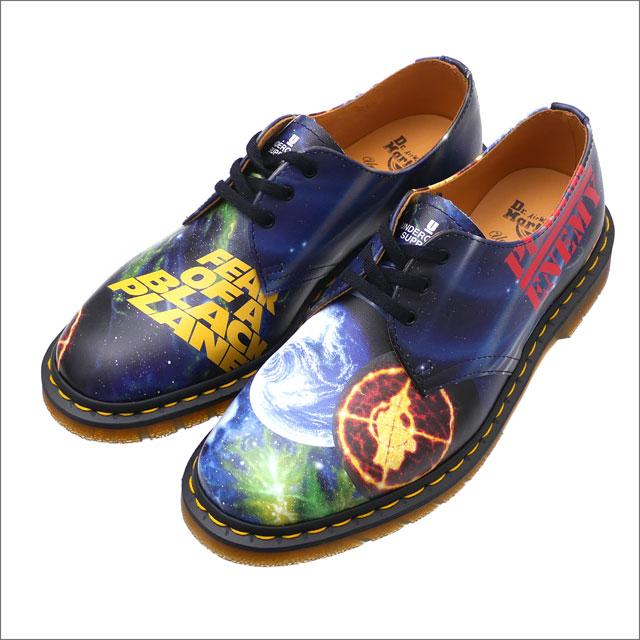 【合計15,000円(税抜)以上のお買い上げでステッカープレゼント!】 SUPREME(シュプリーム) x UNDERCOVER(アンダーカバー) x Public Enemy 3-Eye Shoe (レザーシューズ)(ローファー) MULTI 294-000064-269+【新品】