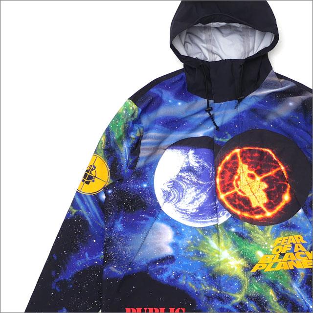 【合計15,000円(税抜)以上のお買い上げでステッカープレゼント!】 SUPREME(シュプリーム) x UNDERCOVER(アンダーカバー) x Public Enemy Taped Seam Parka (ジャケット) MULTI 230-001076-039+【新品】