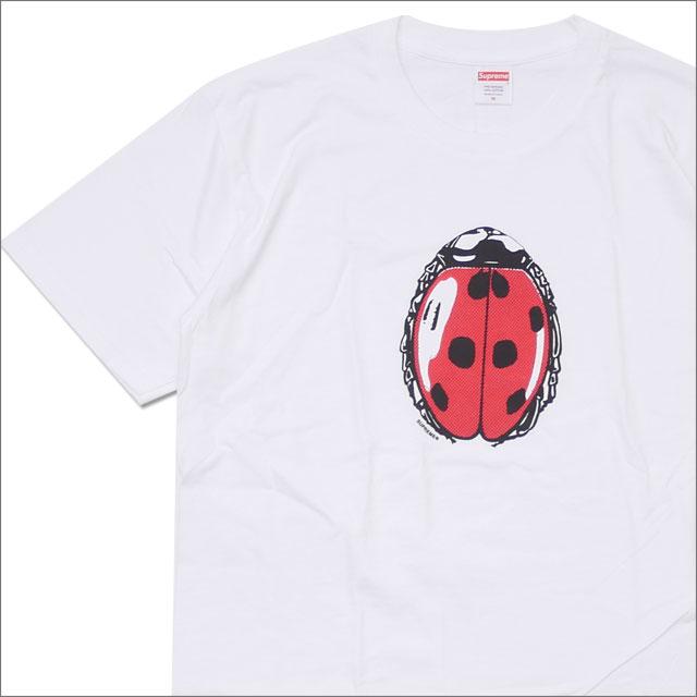 シュプリーム SUPREME Ladybug Tee Tシャツ WHITE 200007796052 104002550040 【新品】