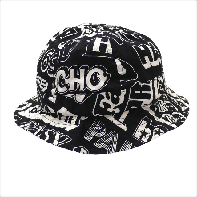 d3e5cad3560 SUPREME (シュプリーム) x HYSTERIC GLAMOUR (hysteric grammar) Text Bell Hat (hat)  BLACK 252-000370-541+
