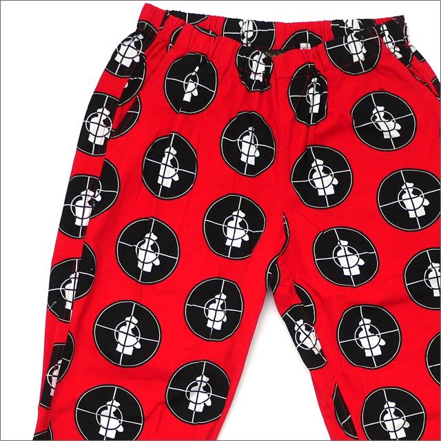 シュプリーム SUPREME x アンダーカバー UNDERCOVER x Public Enemy パブリック・エネミー Skate Pant パンツ RED 418000202043 418000350053 【新品】