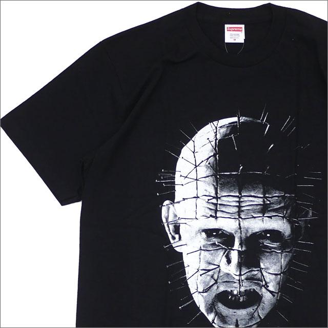 【合計15,000円(税抜)以上のお買い上げでステッカープレゼント!】 SUPREME(シュプリーム) Hellraiser Tee (Tシャツ) BLACK 200-007820-041+【新品】