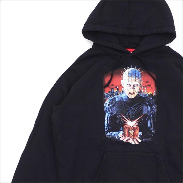 【14:00までのご注文で即日発送可能】 シュプリーム SUPREME Hell on Earth Hooded Sweatshirt スウェットパーカー BLACK 211000576131 【新品】