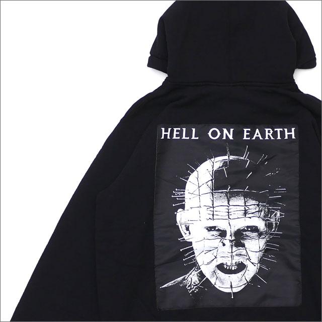 【合計15,000円(税抜)以上のお買い上げでステッカープレゼント!】 SUPREME(シュプリーム) Pinhead Zip Up Hooded Sweatshirt (スウェットパーカー) BLACK 212-001020-141+【新品】