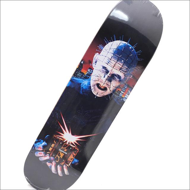 【合計15,000円(税抜)以上のお買い上げでステッカープレゼント!】 SUPREME(シュプリーム) Skateboard (スケートボードデッキ) BLACK 290-004704-111+【新品】
