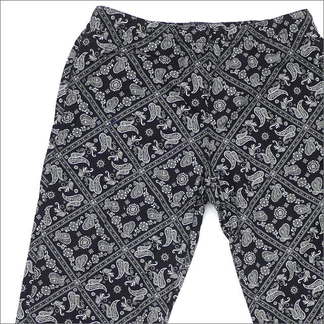 【合計15,000円(税抜)以上のお買い上げでステッカープレゼント!】 SUPREME(シュプリーム) Bandana Track Pant (パンツ) BLACK 249-000617-141+【新品】