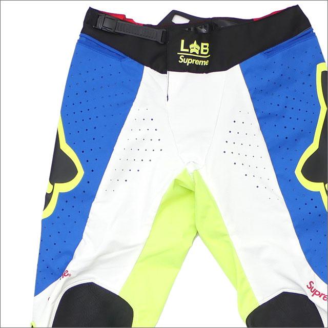 【合計15,000円(税抜)以上のお買い上げでステッカープレゼント!】 SUPREME(シュプリーム) x Fox Racing(フォックス・レーシング) Moto Pant (モトパンツ) MULTICOLOR 418-000341-039+【新品】