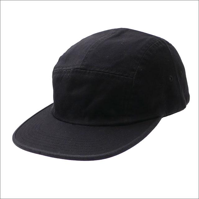 SUPREME(シュプリーム) Arc Logo Shockcord Camp Cap (キャンプキャップ) BLACK 265-001072-111+【新品】