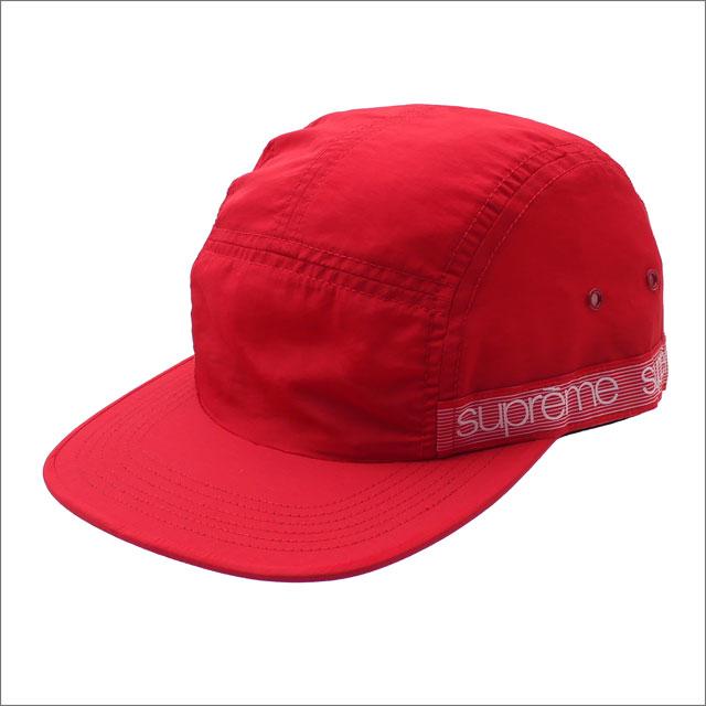 シュプリーム SUPREME Tonal Taping Camp Cap キャンプキャップ RED 265001075013 【新品】