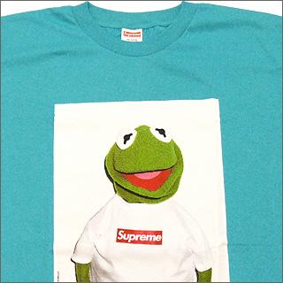 SUPREME(슈프림) Kermit The Frog T셔츠 TEAL
