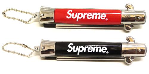 SUPREME (슈 프림) Switchblade Comb [빗] 290-001097-011x [☆]