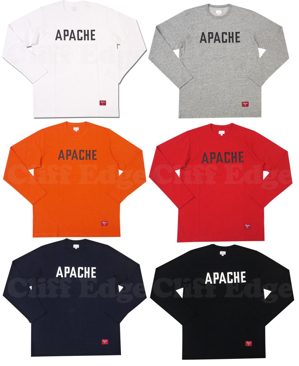 SUPREME(슈프림) APACHE Athletic 긴소매 T셔츠202-000340-068- [☆★]
