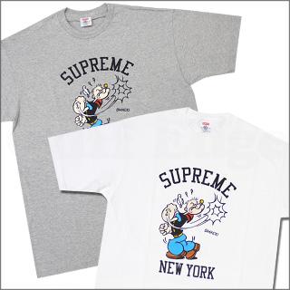 SUPREME(shupurimu)Popeye T恤200-003500-040-[☆★]