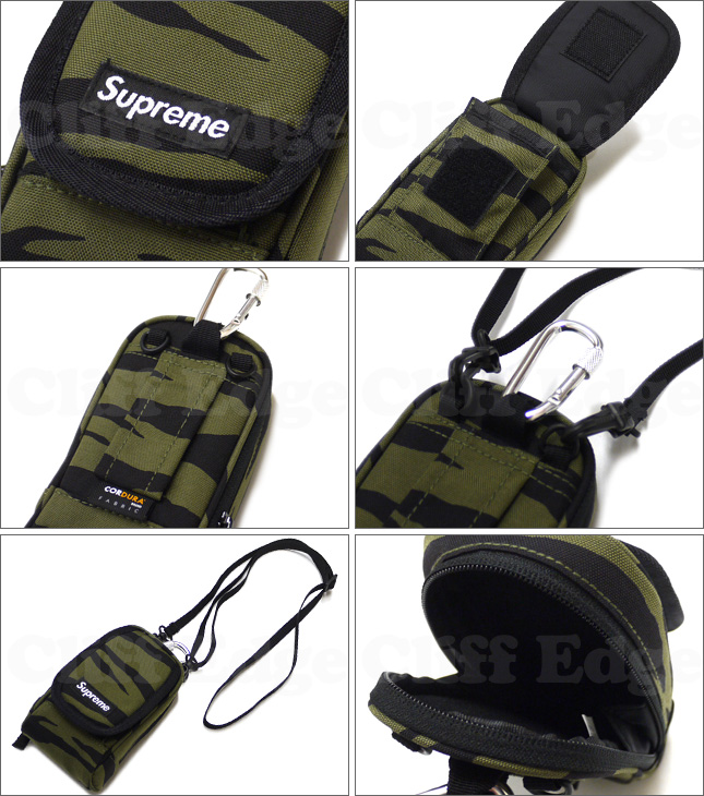 SUPREME (슈 프림) Digital Camera Bag 274-000546-011 374-000002-018 374-000003-018x