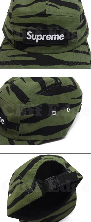 SUPREME(슈프림) Zebra Camp Cap 265-000142-015 365-000010-010 x [☆★]