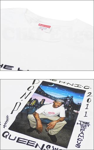 SUPREME (shupurimu) Prodigy T shirt 200-003951-030 300 - 000040 - 043x