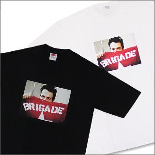 SUPREME(슈프림) x The Clash(더 크래쉬) Brigade T셔츠200-003085-040+ [☆★]