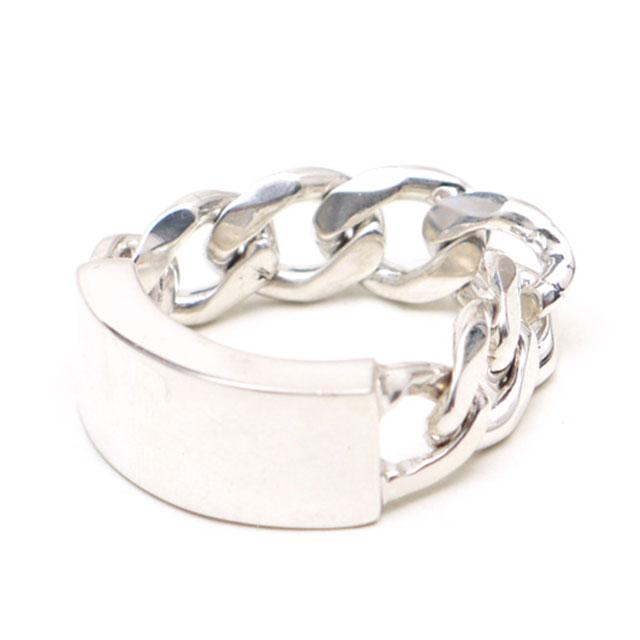 TENDERLOIN ID RING (リング)(指輪) SILVER 266-000137-012x【新品】