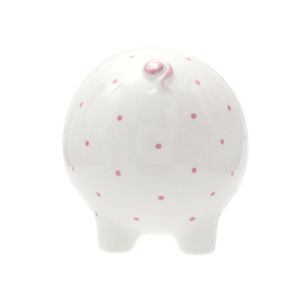 TIFFANY&CO. Piggy Bank (money box) PINK 290-004184-013x