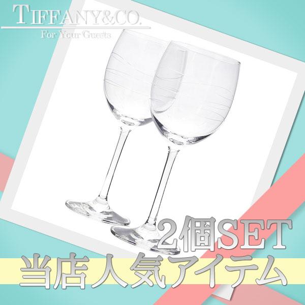 TIFFANY&CO.(ティファニー) カデンツワイン グラス CLEAR 290-002559-010x【新品】【あす楽対応】
