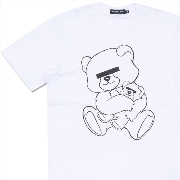 UNDERCOVER(アンダーカバー) NEU BEAR Tシャツ WHITE 200-004055-046x【新品】