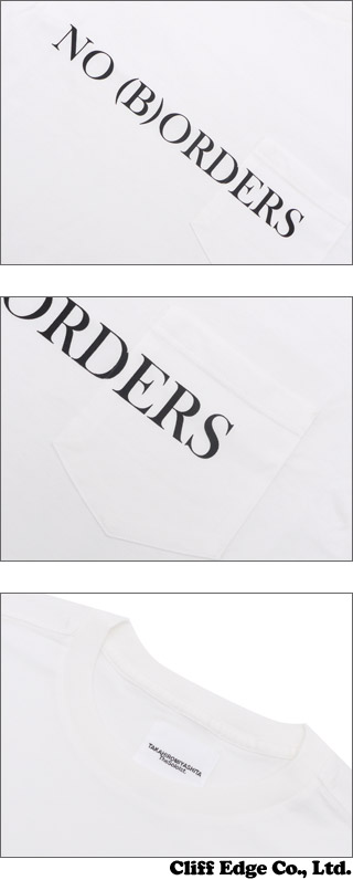TAKAHIRO MIYASHITA The Soloist. (タカヒロミヤシタ ザソロイスト) x UNDERCOVER (언더 커버) NO (B) ORDERS TEE (T 셔츠) 200-006678-461 +
