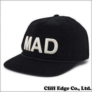 UNDERCOVER (언더 커버) MAD 코 캡 (CAP) BLACK 265-000569-011x
