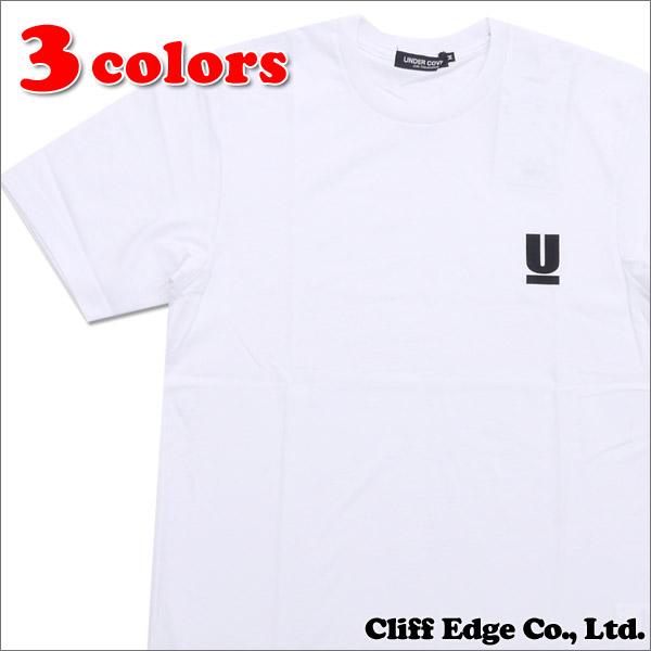 UNDERCOVER (アンダーカバー) ワンポイント U TEE (Tシャツ) 200-006709-041x【新品】