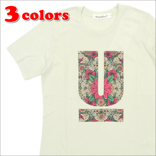 UNDERCOVER(アンダーカバー) FLOWER U TEE (Tシャツ) 200-006822-120+【新品】