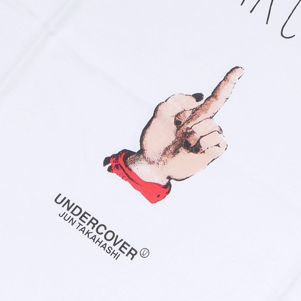 UNDERCOVER the MAD ARCHIVES TEE (T shirt) 200 - 006955 - 050x