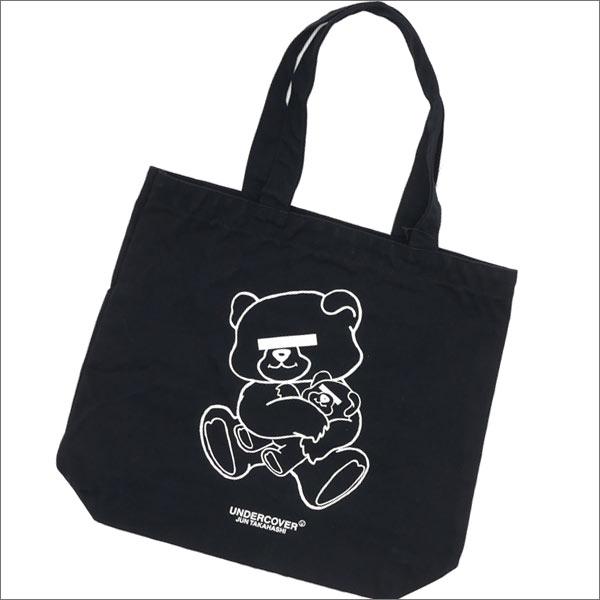 UNDERCOVER(アンダーカバー) BEAR Mini Tote Bag (トートバッグ) BLACK 277-002278-011x【新品】