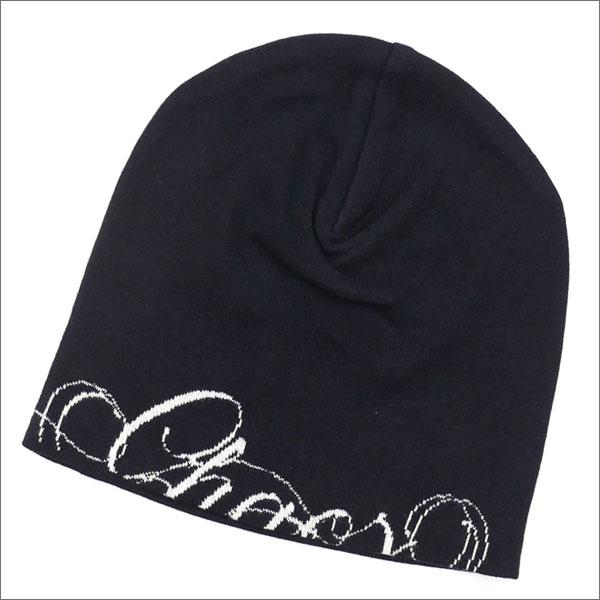 UNDERCOVER(アンダーカバー) CHAOS KNIT CAP (ビーニー)(ニットキャップ) BLACK 254-000293-011x【新品】