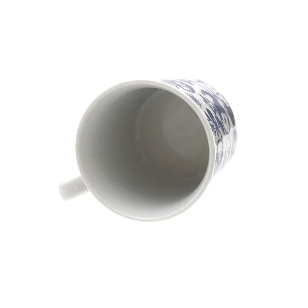 UNDERCOVER(下面覆盖物)x KUTANI SEAL(kutanishiru)MUG CUP(MONO)(啤酒杯茶杯)WHITE 290-004330-010x