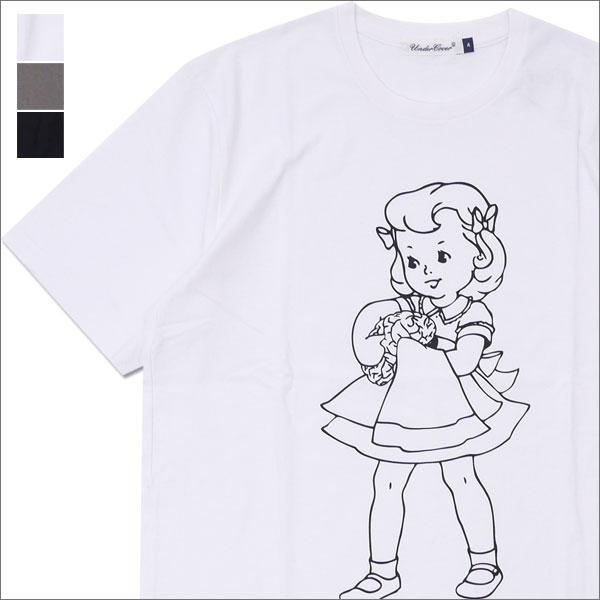 UNDERCOVER(アンダーカバー) BRAINWASH GIRL TEE (Tシャツ) 200-007532-522x【新品】