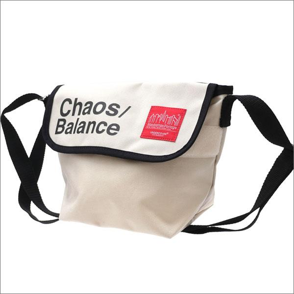 UNDERCOVER (アンダーカバー) x Manhattan Portage(マンハッタンポーテージ) Shoulder Bag (ショルダーバッグ) IVORY 275-000166-010x【新品】