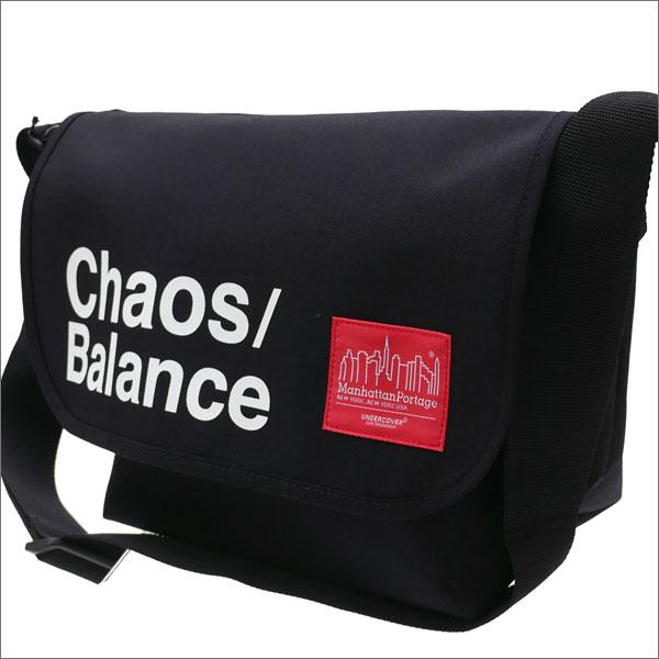 UNDERCOVER (under cover) x Manhattan Portage (マンハッタンポーテージ) Messenger Bag M (messenger  bag) BLACK 277-002441-041x 0f65576b13