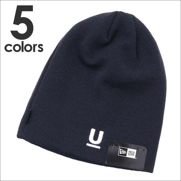 UNDERCOVER(アンダーカバー) x NEW ERA(ニューエラ) U Basic Cuff Knit (ビーニー) 253-000429-010x【新品】