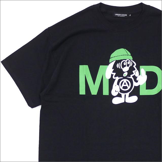 UNDERCOVER(アンダーカバー) x VERDY(ヴェルディ) MAD FUCK TEE (Tシャツ) BLACK 417-000038-031+【新品】 Girls Don't Cry(ガールズドントクライ) WASTED YOUTH(ウェイステッド ユース)