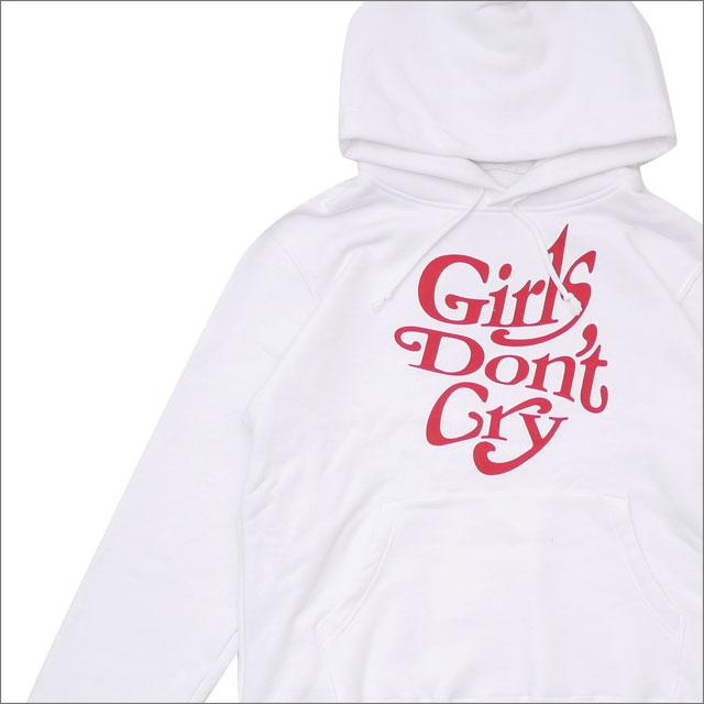[次回のお買い物で使える500円OFFクーポン配布中!! 4/30(火)まで!!] アンダーカバー UNDERCOVER x VERDY ヴェルディ GIRLS DON'T CRY HOODIE パーカー WHITE 417000042510 【新品】 Girls Don't Cry ガールズドントクライ WASTED YOUTH ウェイステッド ユース