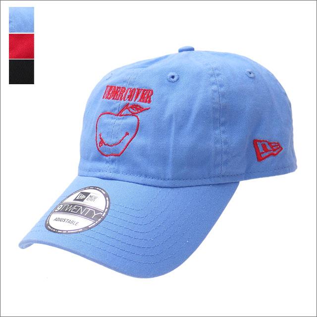 UNDERCOVER(アンダーカバー) x NEW ERA(ニューエラ) SMILE APPLE 9TWENTY CAP (キャップ) 265-001063-011x【新品】