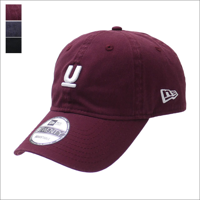UNDERCOVER(アンダーカバー) x NEW ERA(ニューエラ) U 9TWENTY CAP (キャップ) 265-001062-011x【新品】