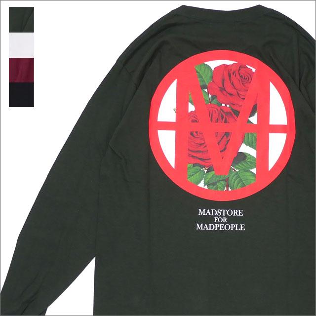UNDERCOVER(アンダーカバー) MADCIRCLE ROSE L/S TEE (長袖Tシャツ) 202-000960-040x【新品】