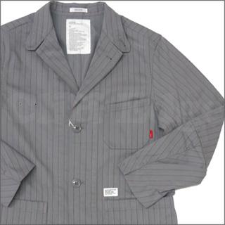 (W)TAPS(ダブルタップス)SHOP COAT[ジャケット]【新品】GRAY230-000540-042 330-000093-042-