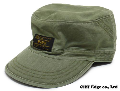 (W)TAPS CHE 워크 캡 OD 257-000035-065-