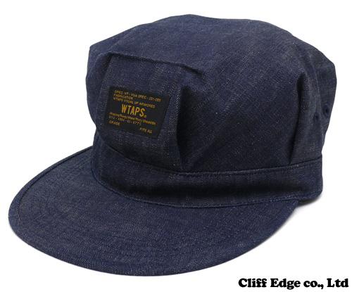 (W)TAPS MARINECO CAP [캡] INDIGO 257-000040-017-