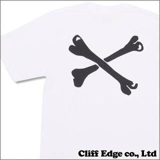 (W)TAPS CROSSBONE T셔츠 WHITE 200-005115-030-
